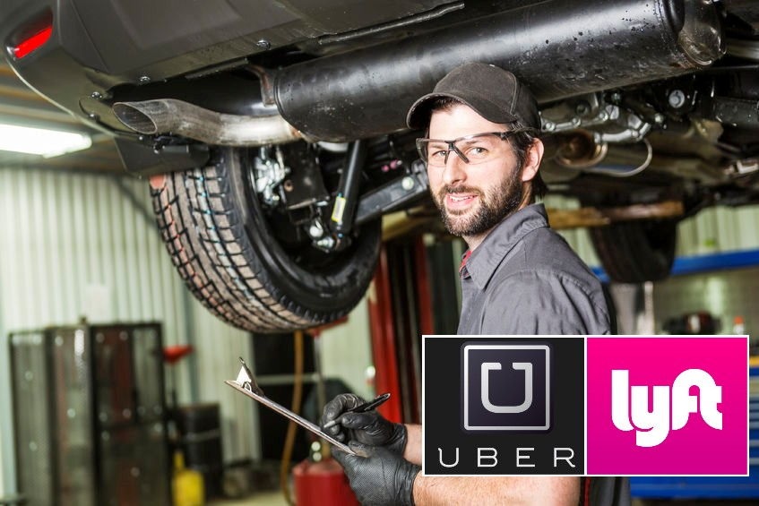 Lyft and Uber Vehicle Inspections in Chicago - Militos Auto Repair