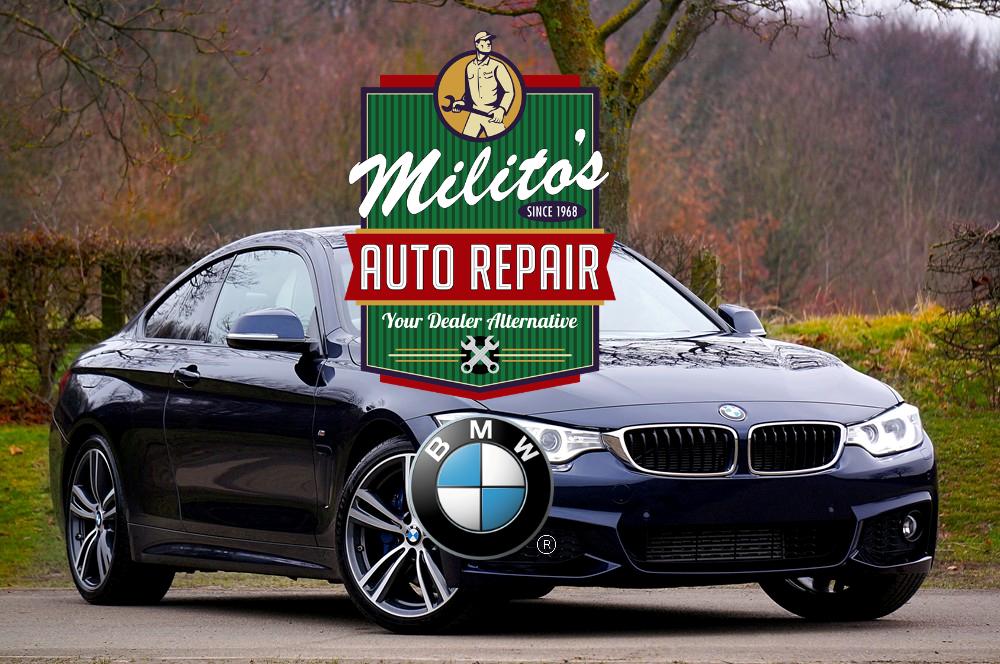BMW Repair Service Chicago at Milito's 60614 - MilitosAutoRepair.com