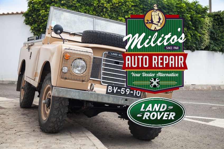 Land Rover Repair Service in Chicago 60614 - MilitosAutoRepair.com