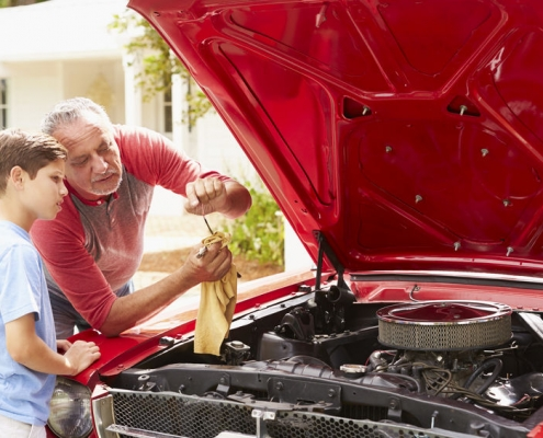 Important Tips For Classic Car Repair and Maintenance from the Experts at Milito's Auto Repair - Lincoln Park Chicago 60614