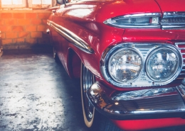 How To Store Your Classic Car For the Chicago Winter from the Experts at Milito's Auto Repair - Lincoln Park Chicago 60614