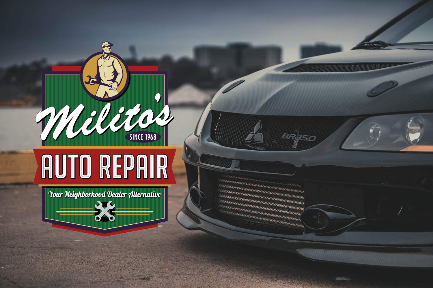 Foreign Car Repair in Chicago at Milito's Auto Repair on W Fullerton - MilitosAutoRepair.com