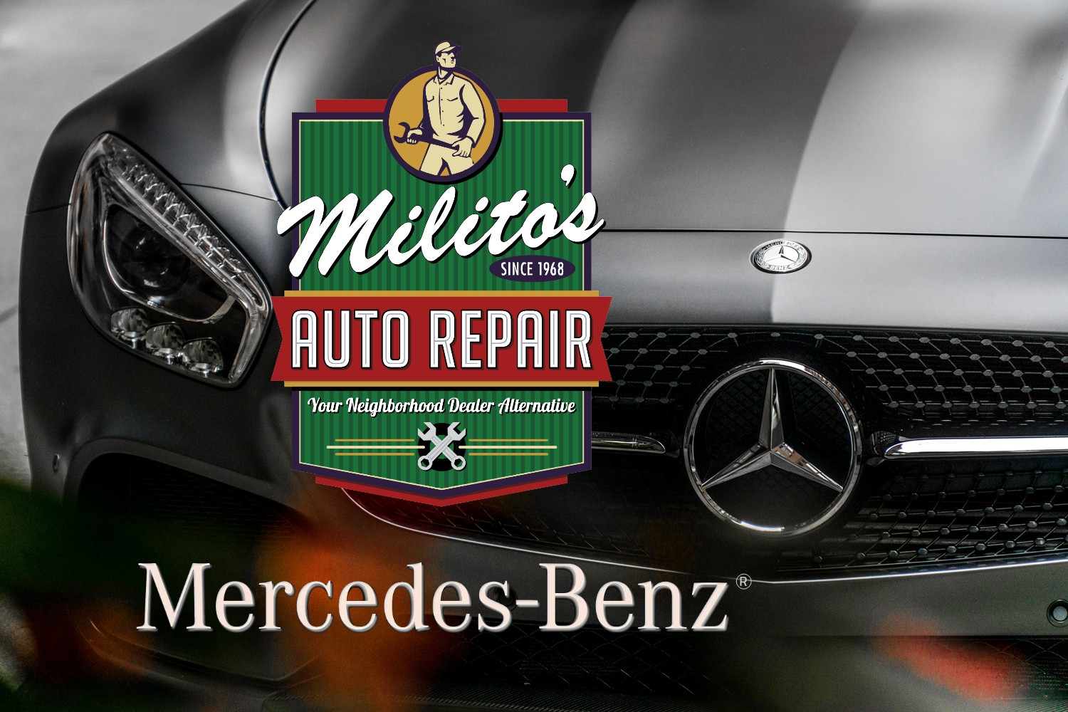 Mercedes Benz Repair Shop in Chicago, Your Local Dealer Alternative - Militos Auto Repair 60614