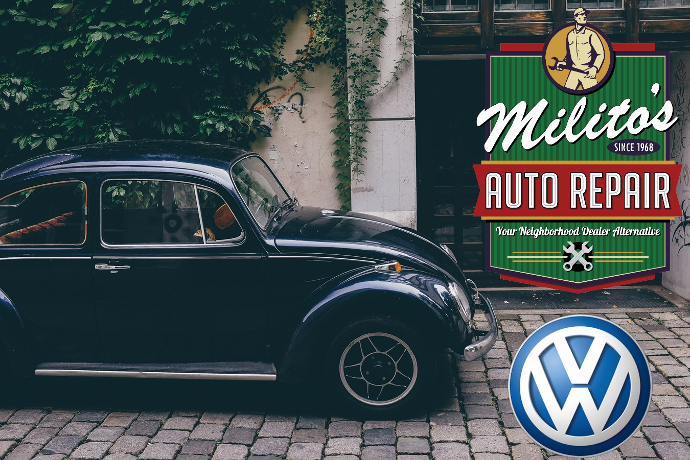 Volkswagens Repaired by Expert Mechanics Right in Lincoln Park Chicago at Milito's Auto Repair - MilitosAutoRepair.com