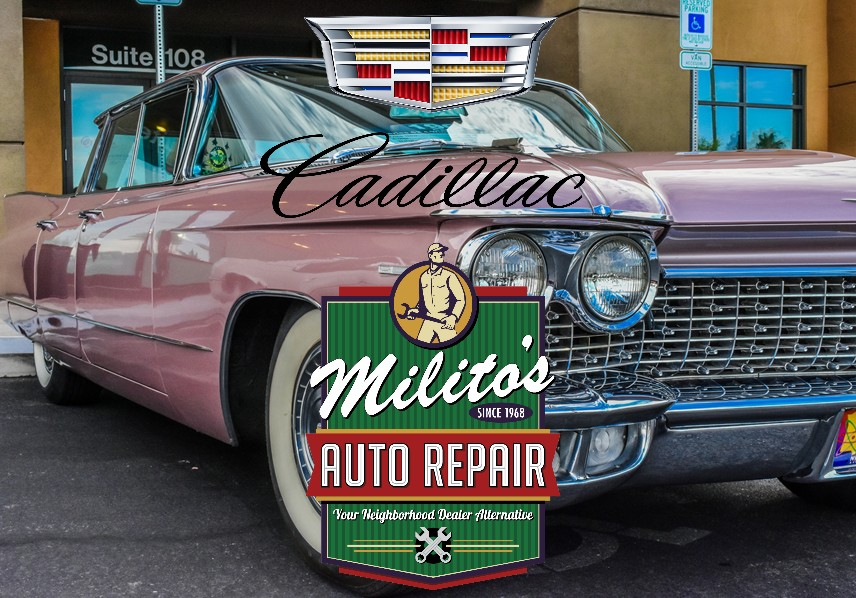 Cadillac Repair Shop in Chicago, Your Local Dealer Alternative - Milito's' Auto Repair 60614