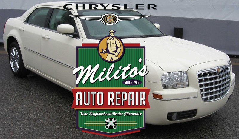 Chrysler Repair and Service Shop in Chicago, Your Local Dealer Alternative - Milito's' Auto Repair 60614
