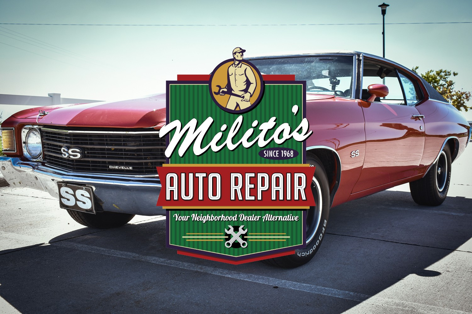 Domestic Car Repair in Chicago at Milito's Auto Repair on W Fullerton - MilitosAutoRepair.com