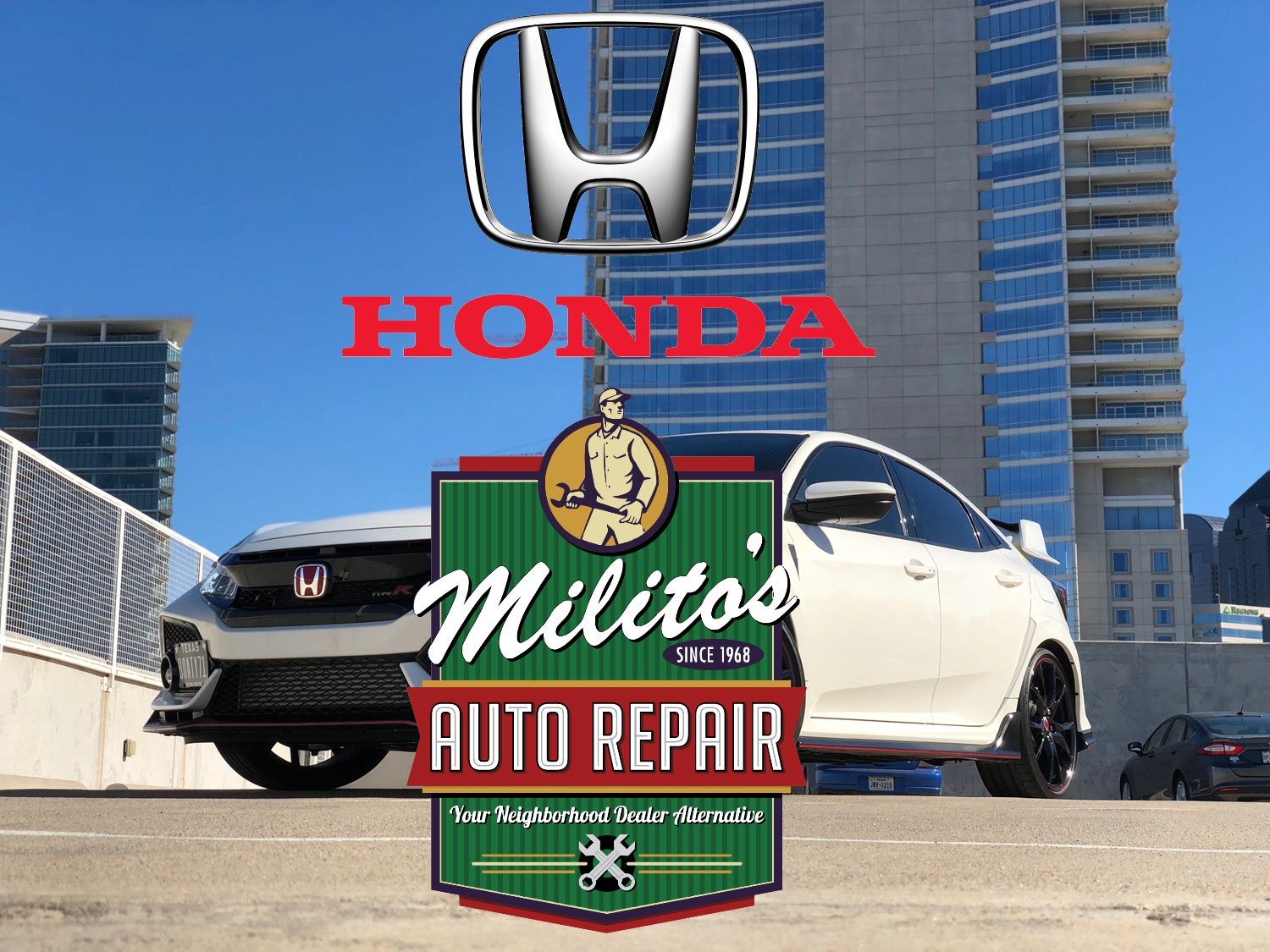 Hondas Repaired by Expert Mechanics Right in Lincoln Park Chicago at Milito's Auto Repair - MilitosAutoRepair.com