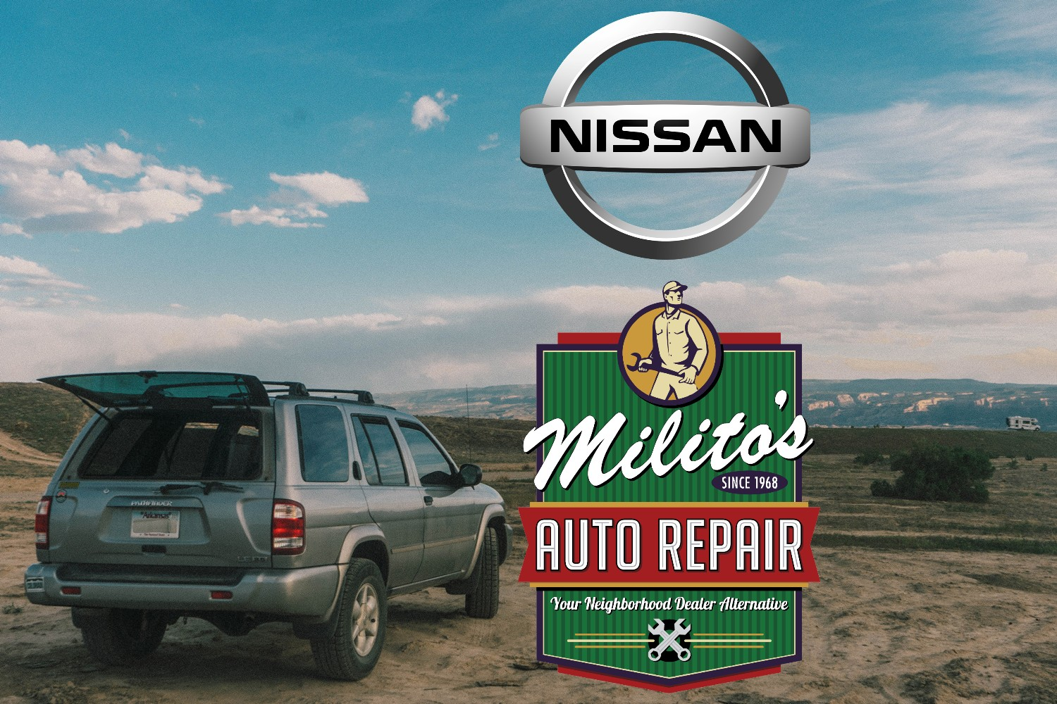 Nissan Repair Shop in Chicago, Your Local Dealer Alternative - Milito's' Auto Repair 60614