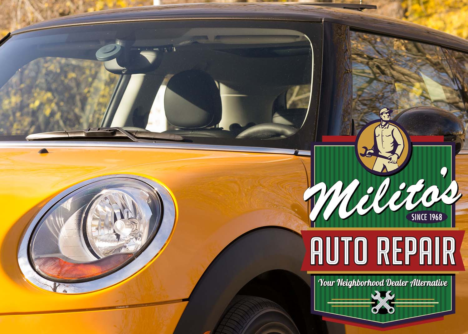 Mini Cooper Repair Chicago IL