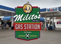 Militos Gas Station Chicago