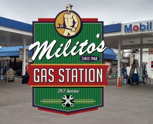 Militos Gas Station Chicago