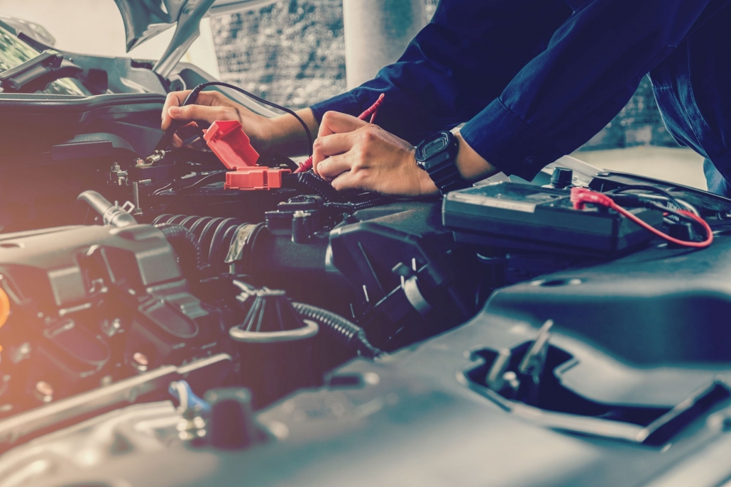 Jump Start Car Battery Service in Chicago - MilitosAutoRepair.com